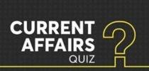 """Current Affairs"""" Quiz – 2020, (June -2020)"""